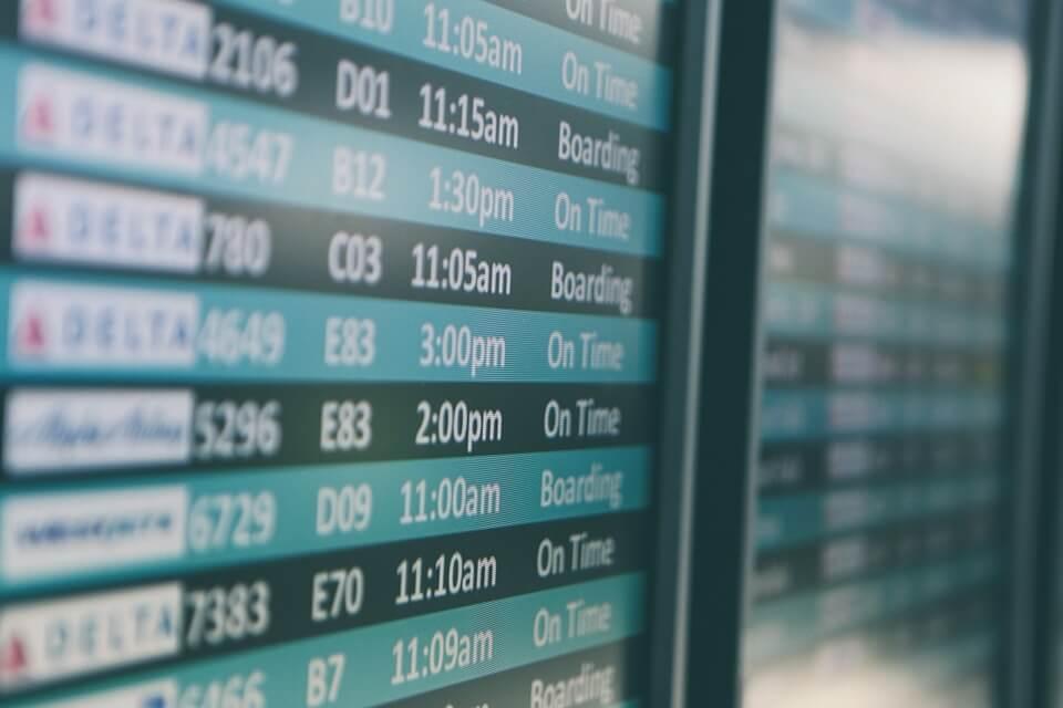 Aeropuerto Viajeros Low Cost
