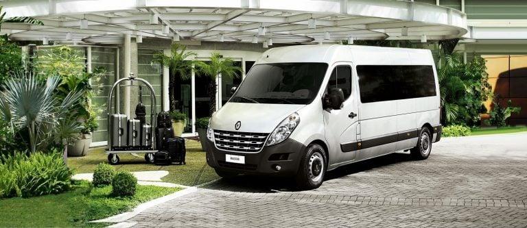Minibus Viajeros Low Cost