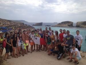 viajes fin de carrera a malta