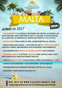 malta verano 2017