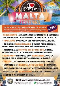 malta isle of mtv 2016
