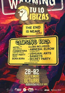closing ibiza low cost
