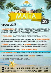 malta low cost