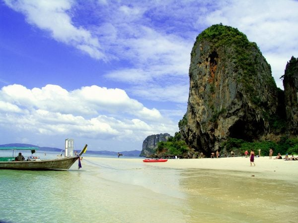 playa tailandia Viajeros Low Cost