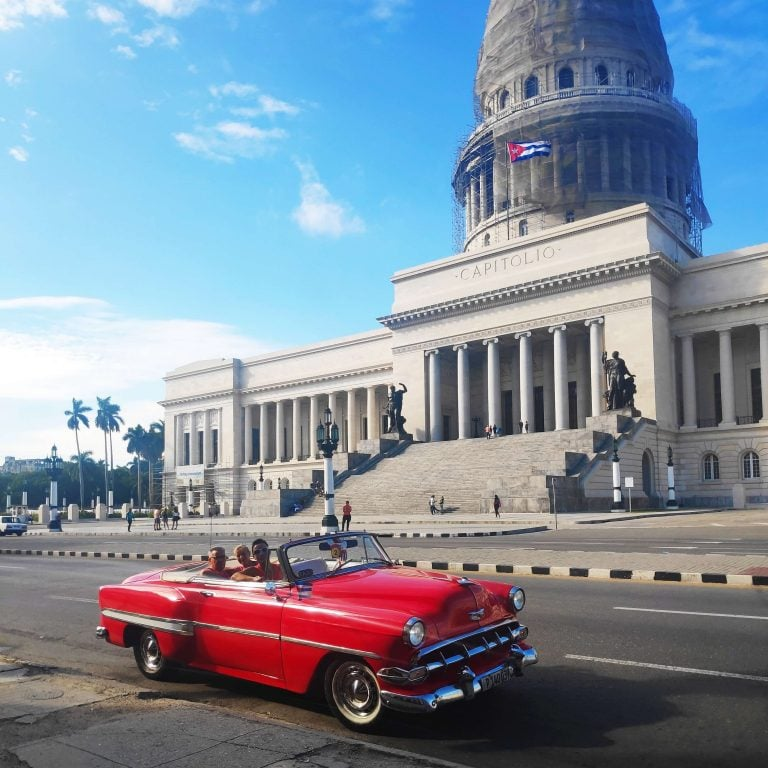 Habana Cuba Caribe Viajeros Low Cost