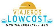 Logo Viajeros Low Cost