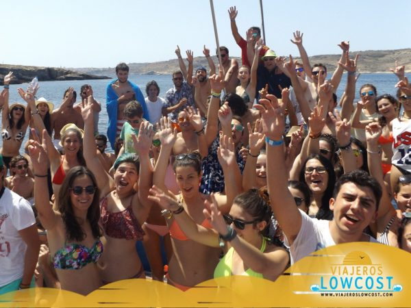 Malta grupo Viajeros Low Cost