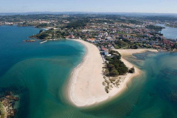 Galicia santa cristina Viajeros Low Cost