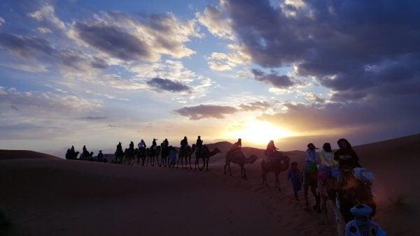 Marruecos Viajeros Low Cost
